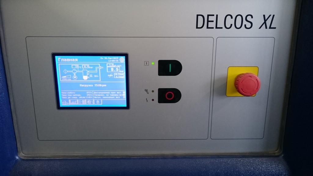 Пульт управления Delcos XL