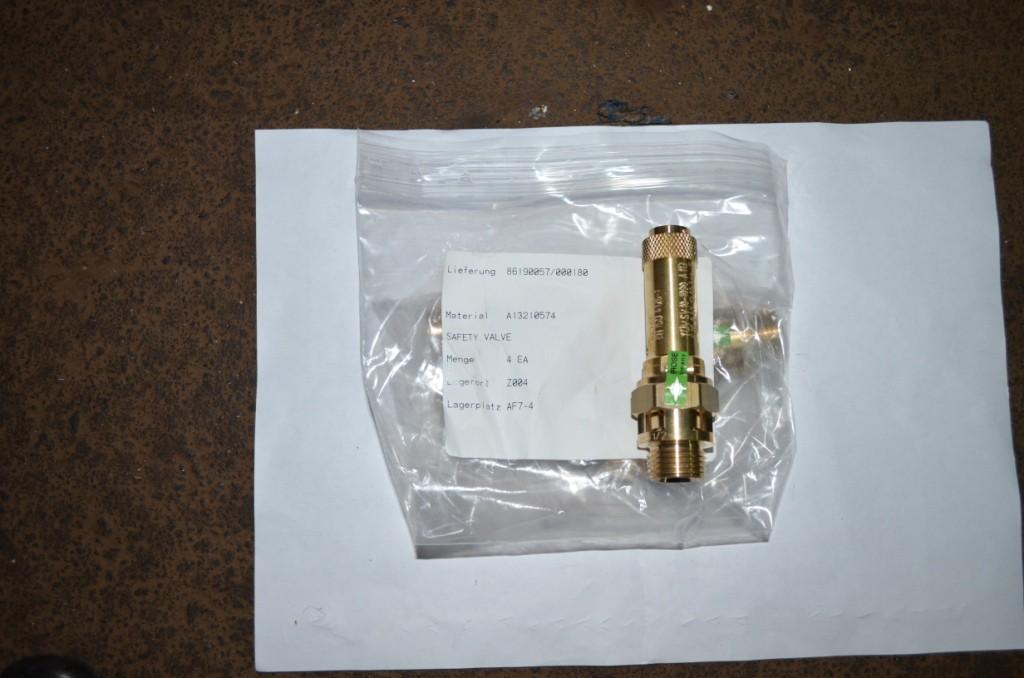 Клапан предохранительный CompAir A13210574