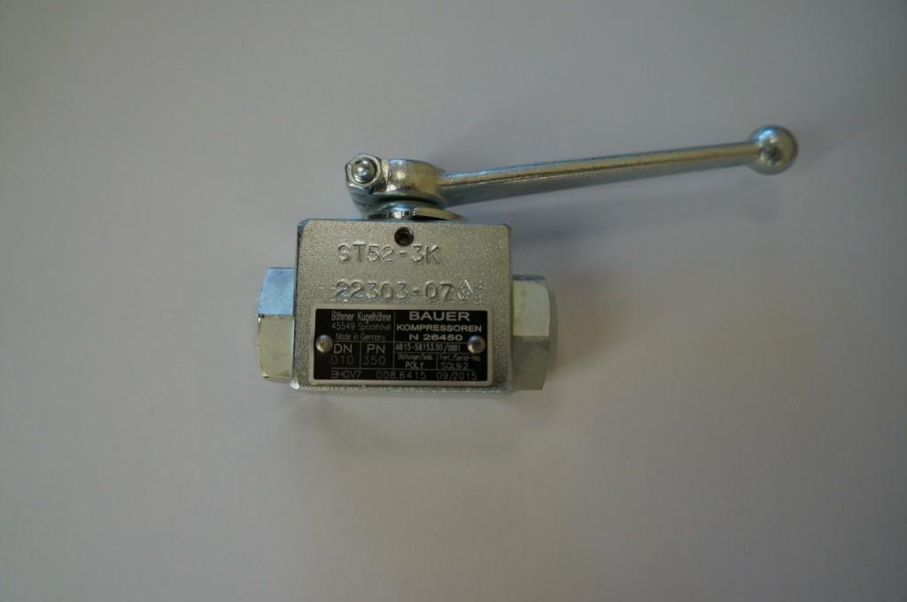 Двухходовой кран BAUER N26450