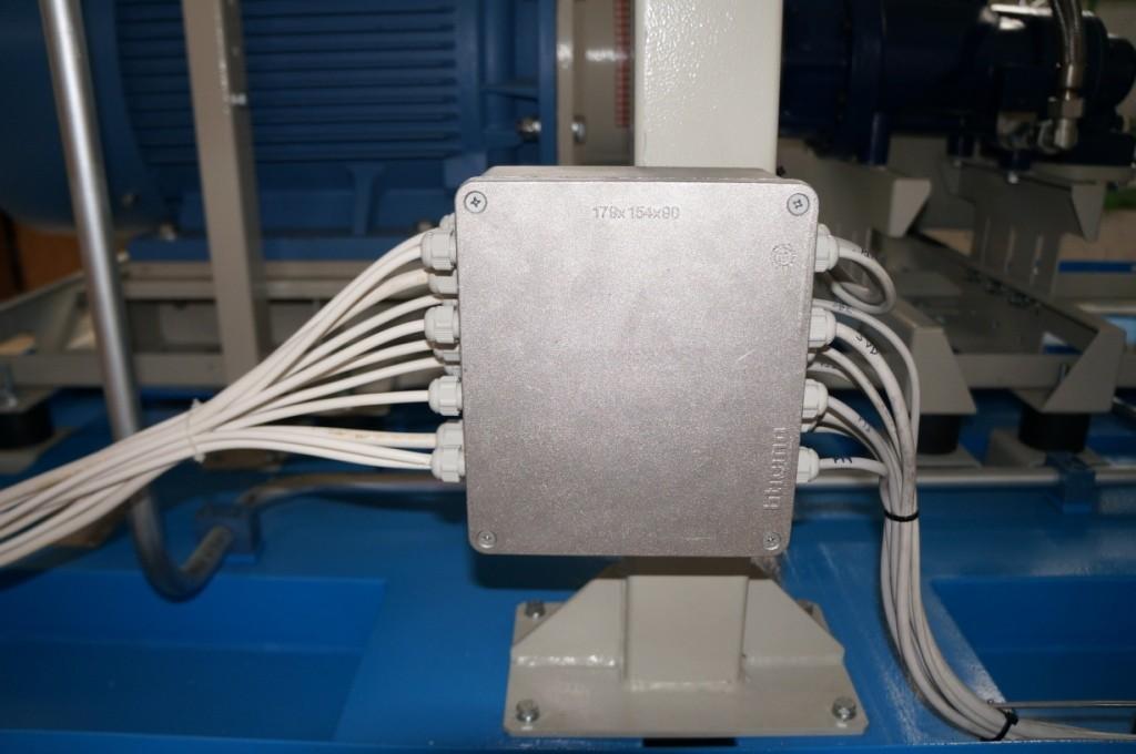 Распределительная коробка компрессора PromAir kompressoren SC45Ar
