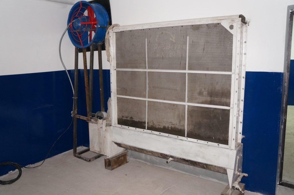 Фильтр масляный для очистки от пыли